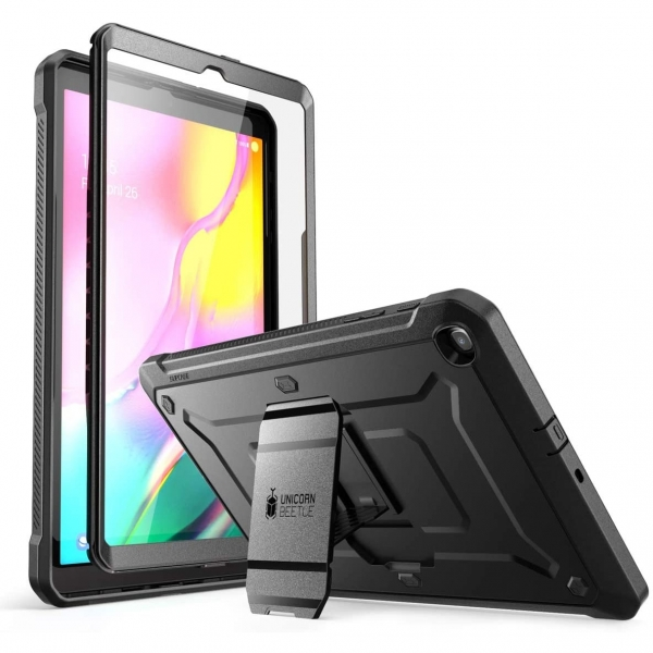 SUPCASE Galaxy Tab A Unicorn Beetle Pro Serisi Kılıf (10.1 inç)(2019)