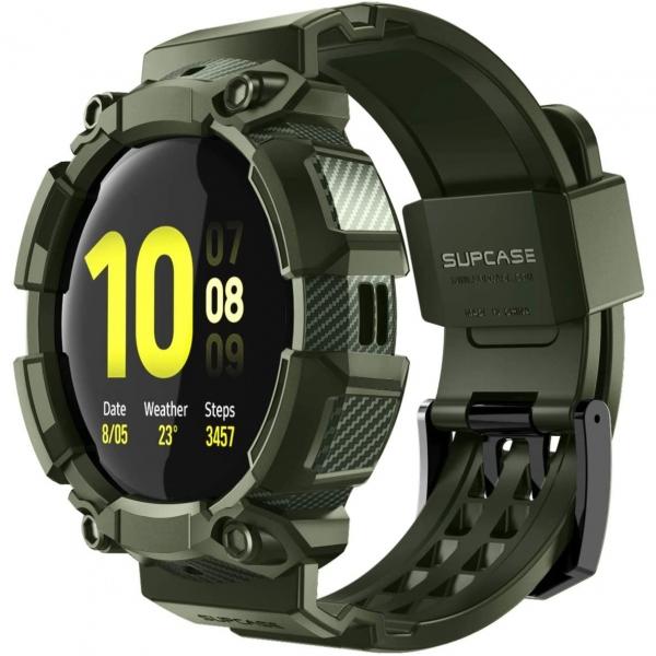 SUPCASE Galaxy Watch Active 2 Unicorn Beetle Pro Serisi Kılıf(40mm)