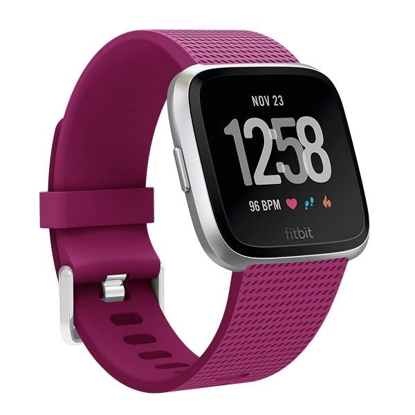 Sahiyeah Fitbit Versa Kayış (Small)