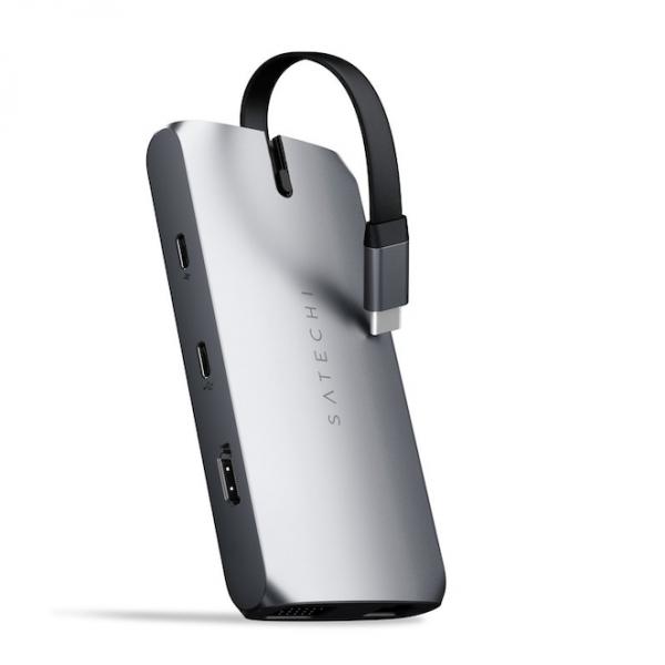 Satechi USB C On The Go Multiport Adaptör