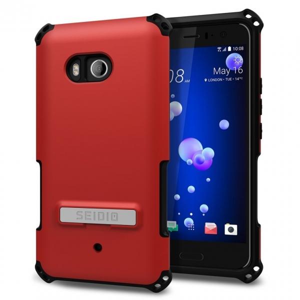 Seidio HTC U11 Dilex Stand Kılıf