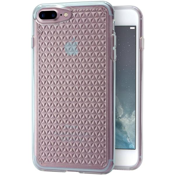 Silk Apple iPhone 8 Plus Şeffaf Kılıf