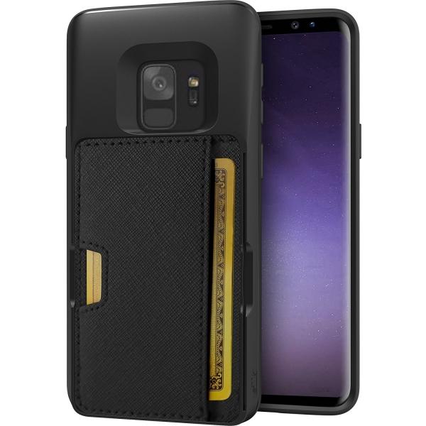 Silk Galaxy S9 Kartlıklı Kılıf