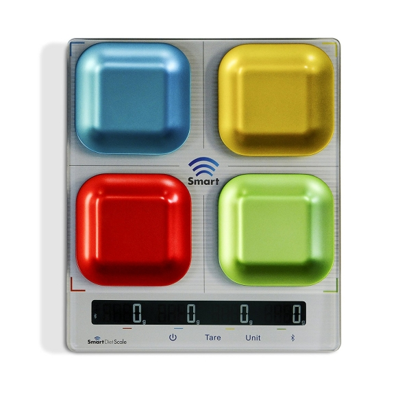 Smart Diet Scale Bluetooth Porsiyon Kontrol Ölçer