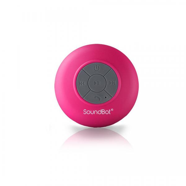 SoundBot SB510 Bluetooth 3.0 Su Geçirmez Hoparlör
