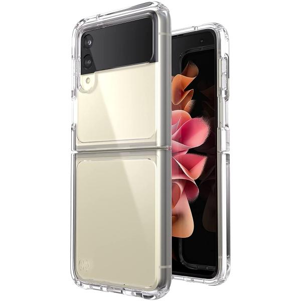 Speck Presidio Serisi Samsung Galaxy Z Flip 3 5G Kılıf