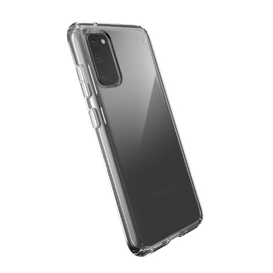 Speck Samsung Galaxy S20 Gemshell Şeffaf Kılıf(MIL-STD-810G)