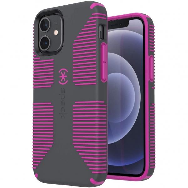 Speck iPhone 12 Mini CandyShell Pro Grip Serisi Kılıf (MIL-STD-810G)