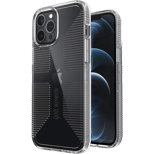 Speck iPhone 12 Pro Max GemShell Serisi Kılıf (MIL-STD-810G)