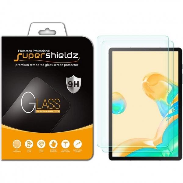 Supershieldz Galaxy Tab S7 Plus Temperli Cam Ekran Koruyucu (2 Adet)