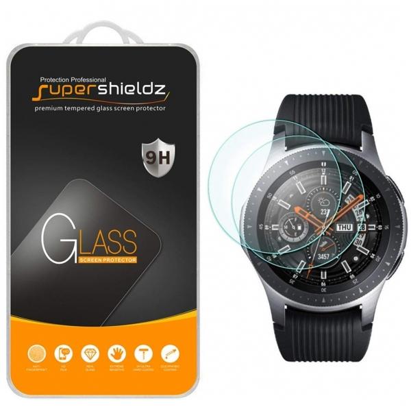 Supershieldz Galaxy Watch Cam Ekran Koruyucu (46mm) (2 Adet)