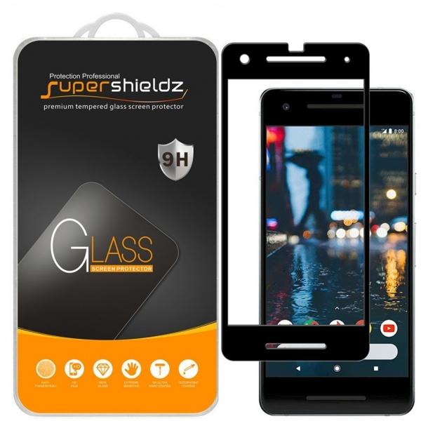 Supershieldz Google Pixel 2 Temperli Cam Ekran Koruyucu (2 Adet)