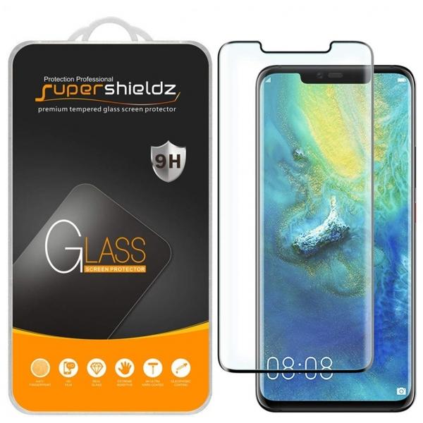 Supershieldz Huawei Mate 20 Pro Temperli Cam Ekran Koruyucu (2 Adet)