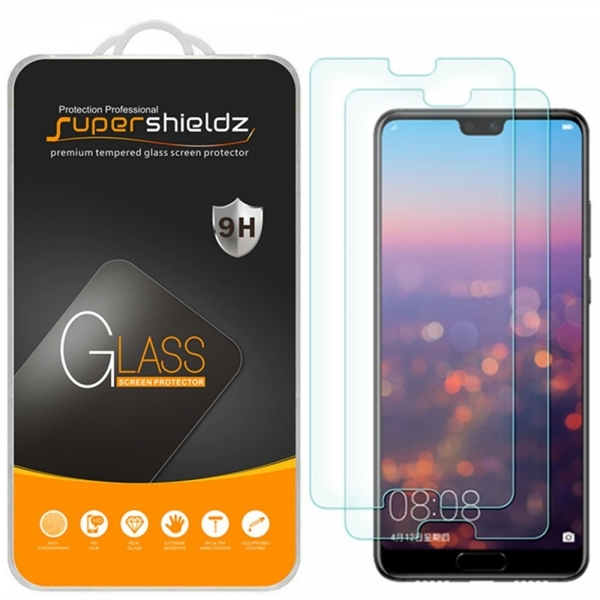 Supershieldz Huawei P20 Pro Temperli Cam Ekran Koruyucu (2 Adet)