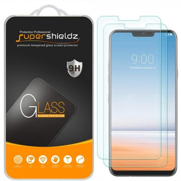 Supershieldz LG G7 ThinQ Temperli Cam Ekran Koruyucu (2 Adet)