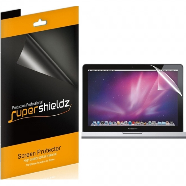 Supershieldz Retina Ekran MacBook Pro 13 inç Ekran Koruyucu Film (3 Adet)