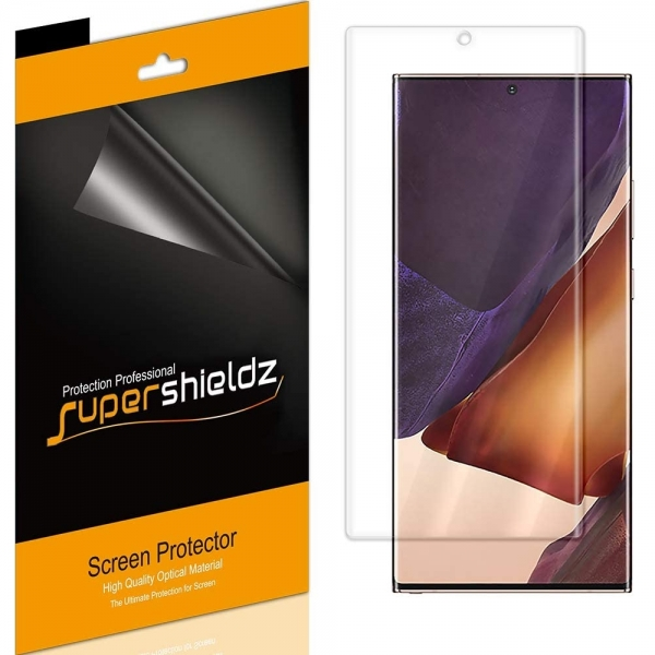 Supershieldz Samsung Galaxy Note 20 Ultra Cam Ekran Koruyucu (2 Adet)