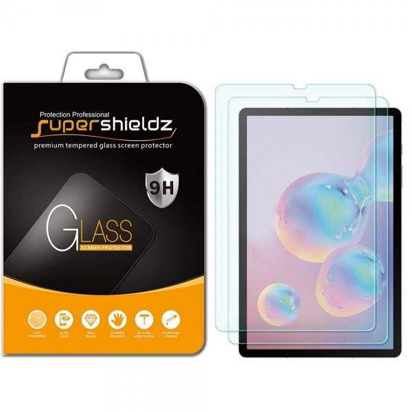 Supershieldz Galaxy Tab S6 Cam Ekran Koruyu (10.5inç)(2 Adet)