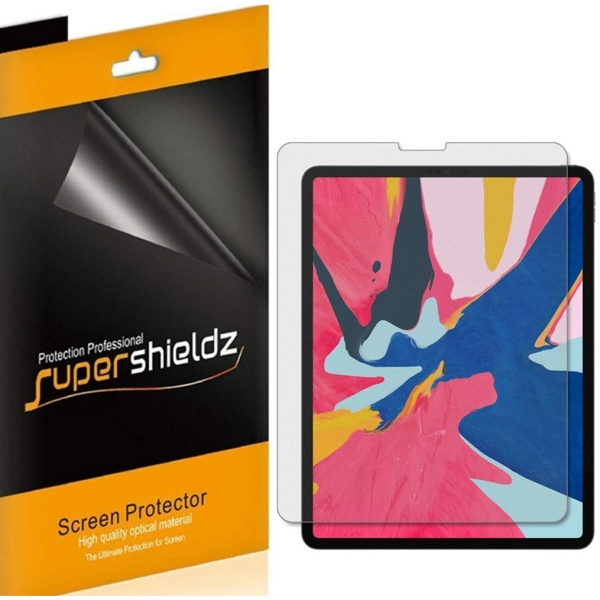 Supershieldz iPad Pro Mat Ekran Koruyucu Film(12.9inç)(2018)(3Ad)