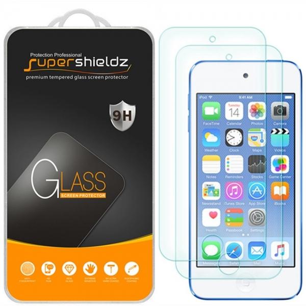Supershieldz iPod Touch 7. Nesil Cam Ekran Koruyucu (2 Adet)