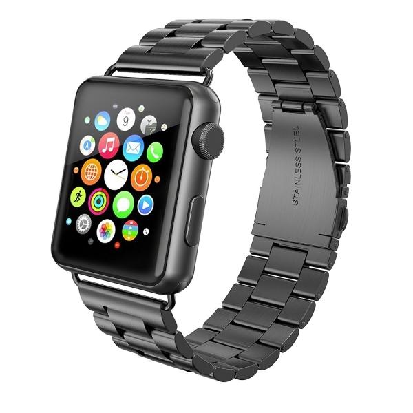 Swees Apple Watch Paslanmaz Çelik Kayış (42mm)