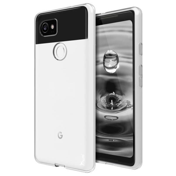 TAURI Google Pixel 2 XL Şeffaf Kılıf