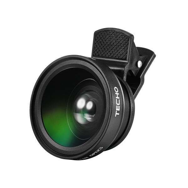 TECHO Universal HD 2'li Kamera Lensi