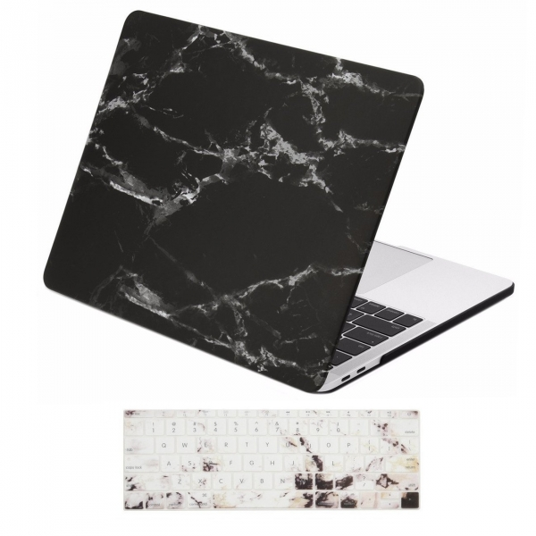 TOP CASE Macbook Marble Kılıf (12 inç)