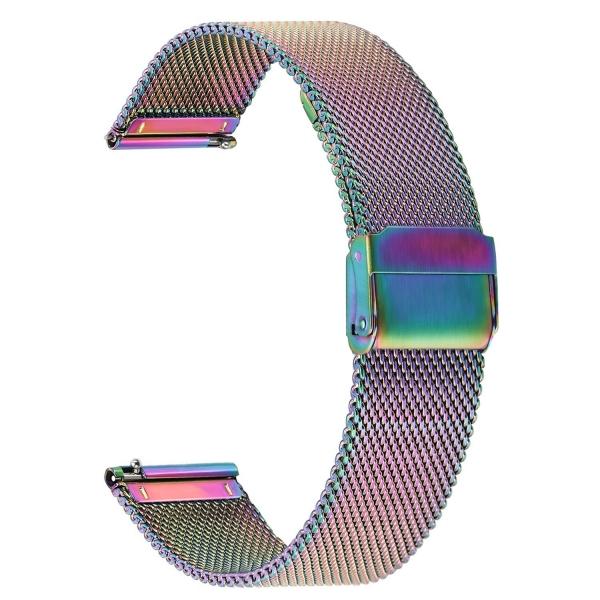 TRUMiRR Garmin Vivomove HR Paslanmaz Çelik Kayış