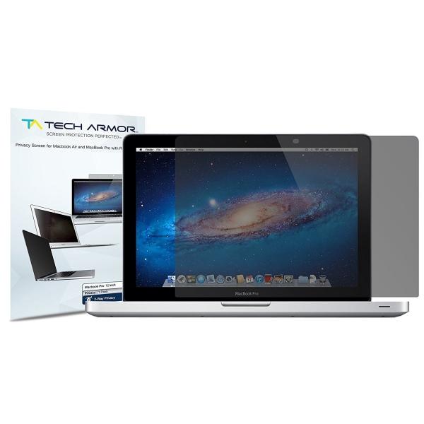 Tech Armor Macbook 12 inç Privacy Ekran Koruyucu Film