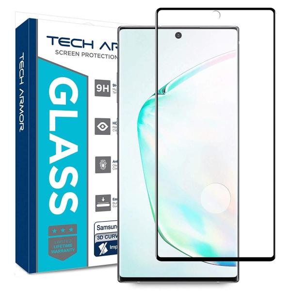 Tech Armor Galaxy Note 10 Plus Balistik Cam Ekran Koruyucu