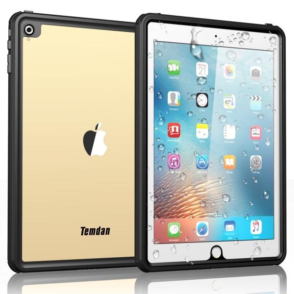 Temdan iPad Pro 9.7 inç Su Geçirmez Kılıf (MIL-STD-810G)