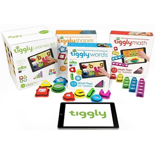 Tiggly Çocuklar İçin Oyun Seti