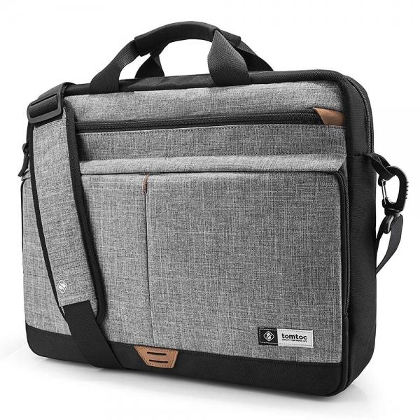 Tomtoc Casual Serisi Laptop Çantası (15.6 inç)