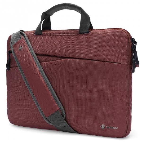 Tomtoc Laptop El/Omuz Çantası (13-13.5 inç)