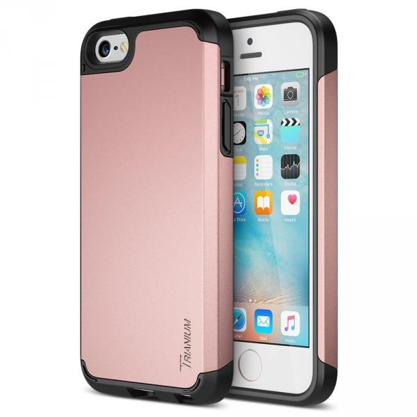 Trianium Apple iPhone SE Protak Serisi Kılıf