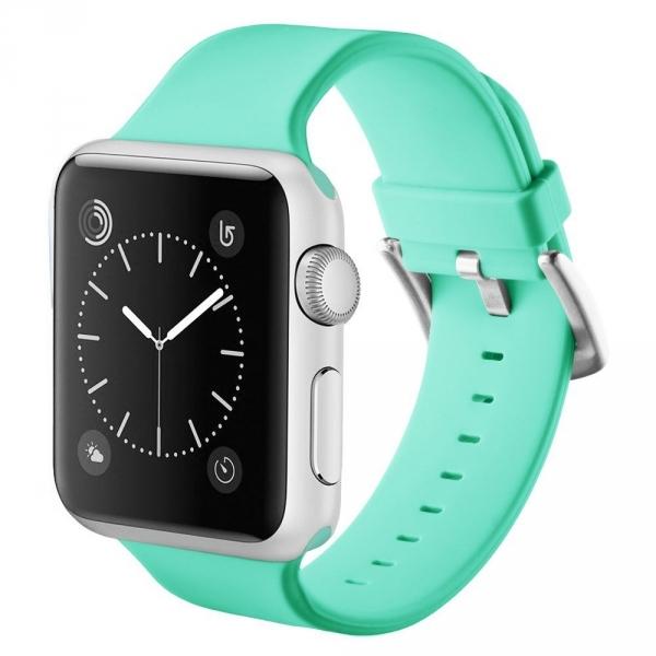 UMTELE Apple Watch Soft Silikon Kayış (42mm)