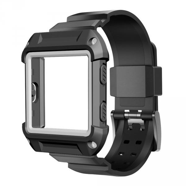 UMTELE Fitbit Blaze Smart Fitness Watch Rugged Kılıf Kayış (Large)