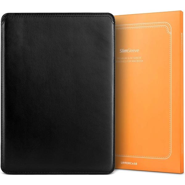 UPPERCASE MacBook Pro İnce Deri Çanta (16 inç)