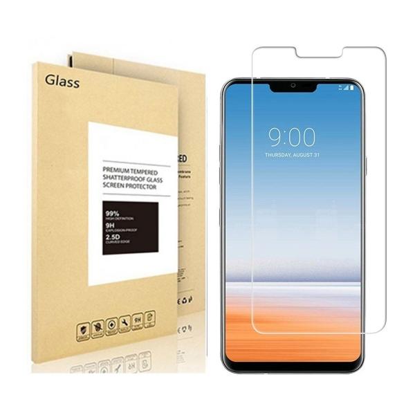 Vigeer LG G7 ThinQ Temperli Cam Ekran Koruyucu (2 Adet)