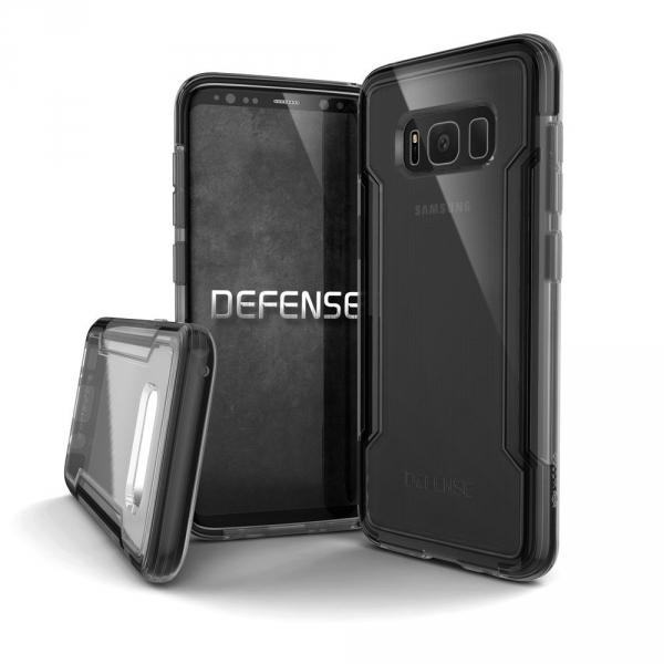 X-Doria Samsung Galaxy S8 Defense Clear Series Kılıf