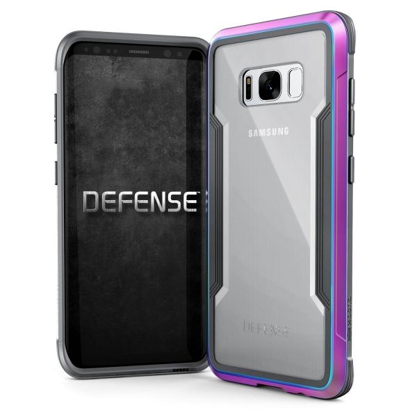 X-Doria Galaxy S8 Defense Shield Kılıf (MIL-STD-810G)