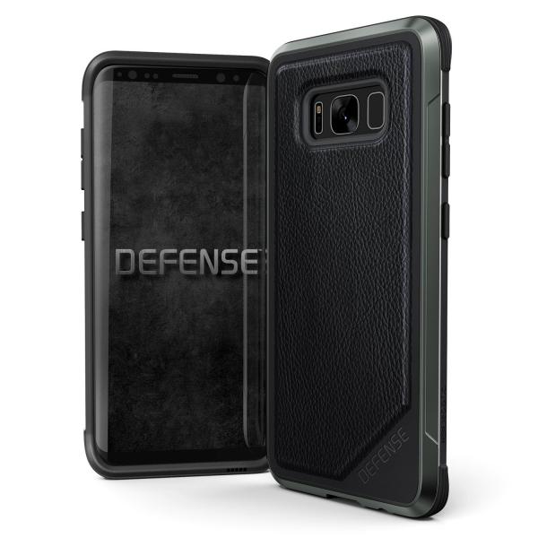 X-Doria Galaxy S8 Defense Lux Kılıf (MIL-STD-810G)