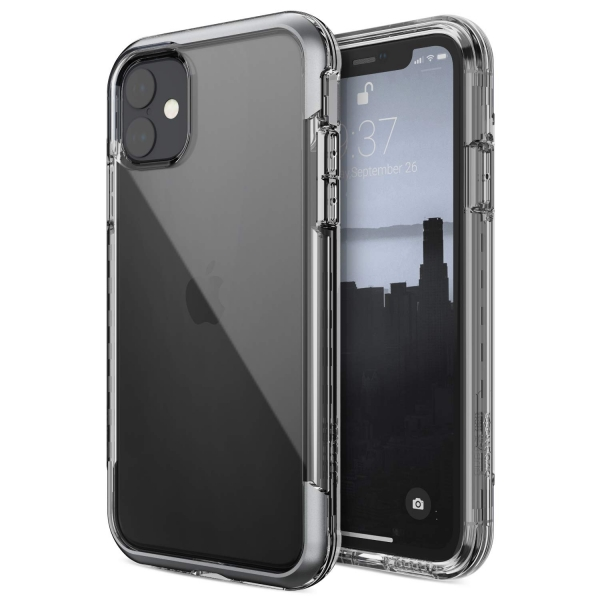 X-Doria iPhone 11 Defense Air Serisi Kılıf (MIL-STD-810G)