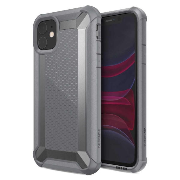 X-Doria iPhone 11 Defense Tactical Serisi Kılıf (MIL-STD-810G)