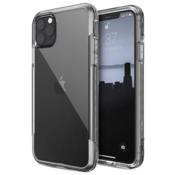 X-Doria iPhone 11 Pro Max Defense Air Serisi Kılıf (MIL-STD-810G)