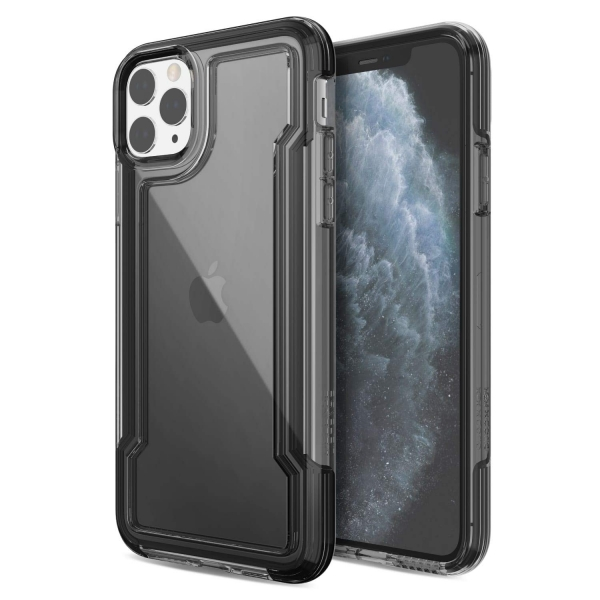 X-Doria iPhone 11 Pro Max Defense Clear Serisi Kılıf