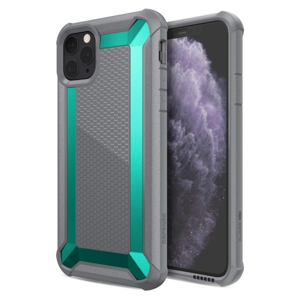 X-Doria iPhone 11 Pro Max Defense Tactical Serisi Kılıf (MIL-STD-810G)