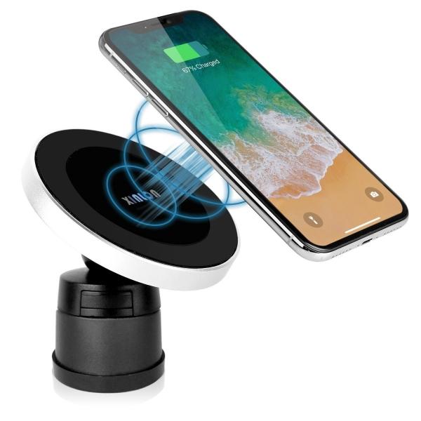 XINLON Kablosuz Şarj Destekli Araç İçi Telefon Tutucu
