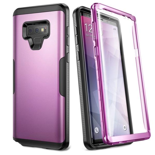YOUMAKER Galaxy Note 9 Slim Fit Kılıf (MIL-STD-810G)